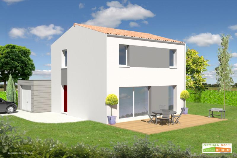 Maison  5 pièces + Terrain 480 m² Machecoul par MAISONS BEBIUM
