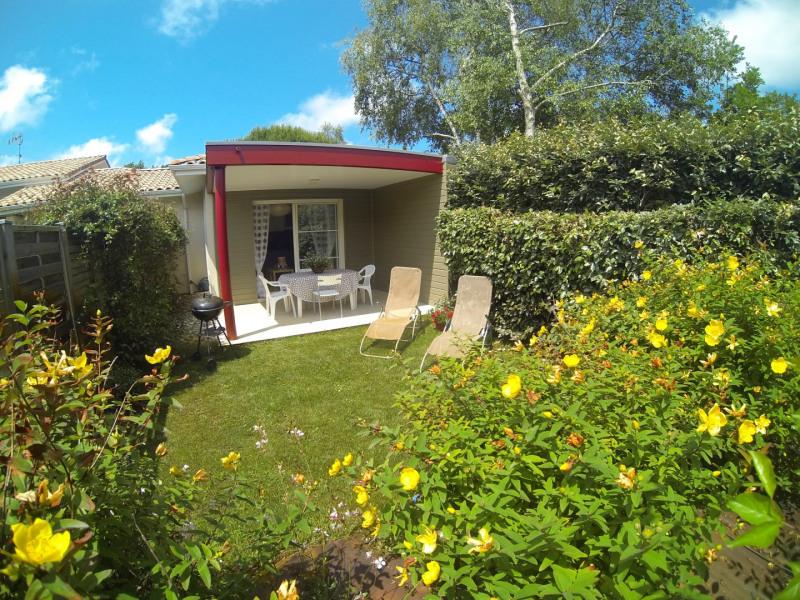Terrasse, jardin, chaises longues, commencez vôtre séjour !