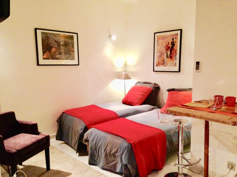coin chambre 2 lits indépendants