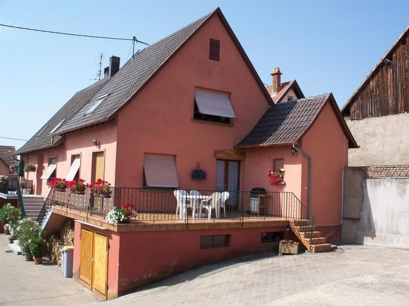 Maison pour 5 pers. avec parking privé, Epfig