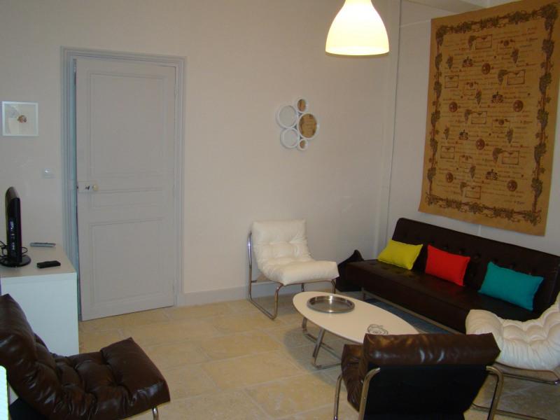 Location vacances Beaune -  Appartement - 6 personnes - Salon de jardin - Photo N° 1