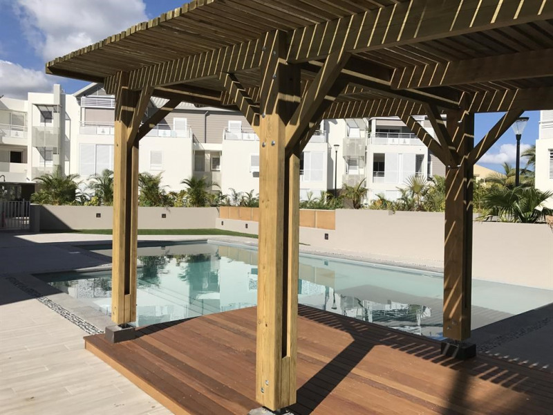 Appartement pour 4 pers. avec piscine, Saint-Paul