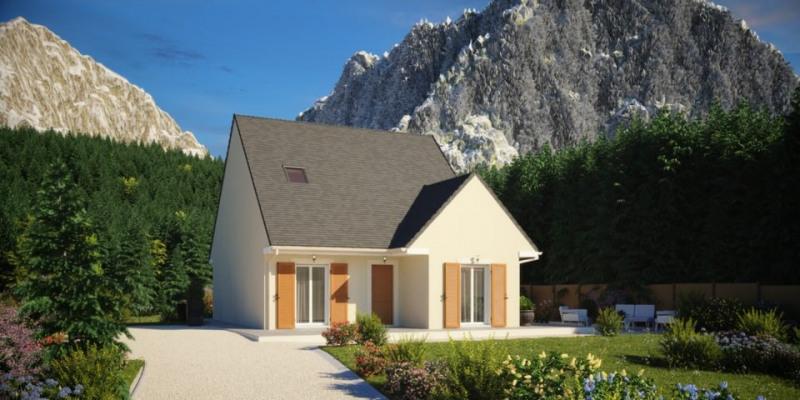 Maison  4 pièces + Terrain 815 m² Château-sur-Epte par MAISONS PIERRE
