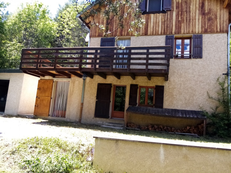 Holiday rentals Villars-Colmars - Apartment - 4 persons - BBQ - Photo N° 1