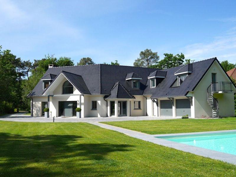 Vente maison et villa de luxe le touquet paris plage - Maison moderne de luxe a vendre ...
