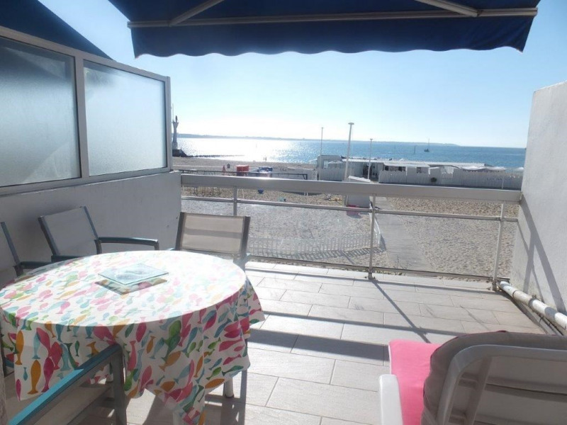 Holiday rentals Le Pouliguen - Apartment - 4 persons - Oven - Photo N° 1