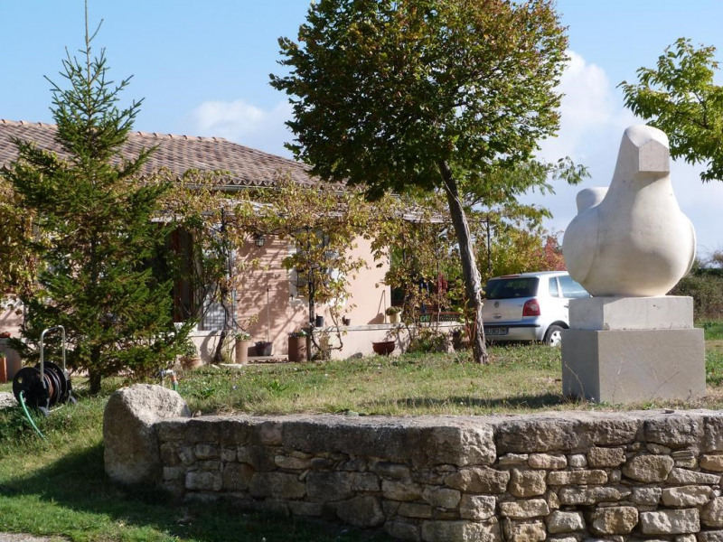 Location vacances Castellet -  Maison - 4 personnes - Chaise longue - Photo N° 1