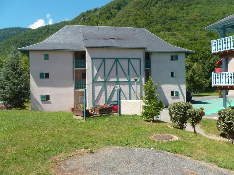 Location vacances Arreau -  Appartement - 6 personnes - Jeux d'extérieurs - Photo N° 1