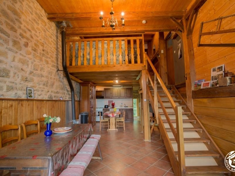 Location vacances Nivollet-Montgriffon -  Maison - 9 personnes - Barbecue - Photo N° 1