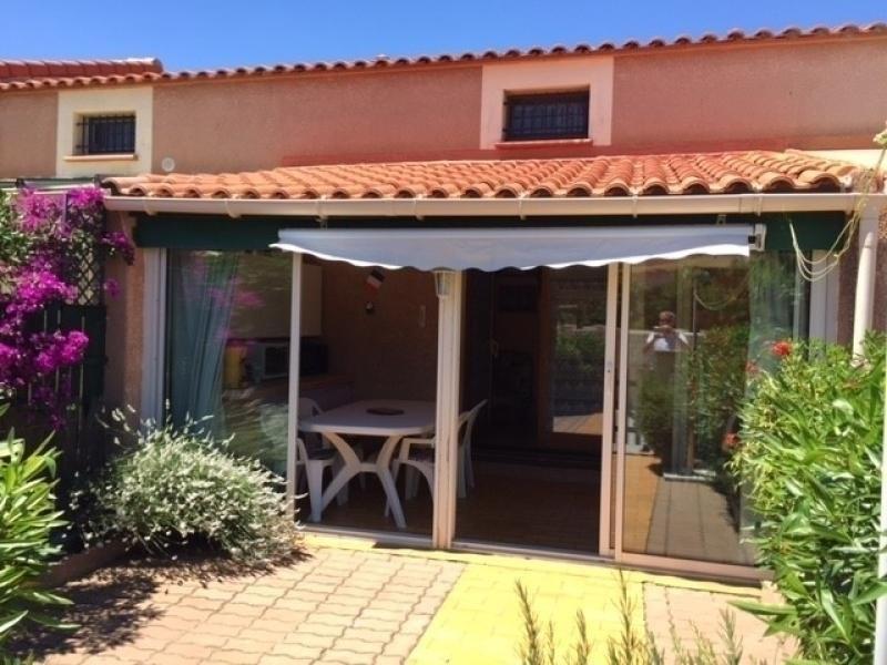 Location vacances Le Barcarès -  Maison - 6 personnes - Jardin - Photo N° 1