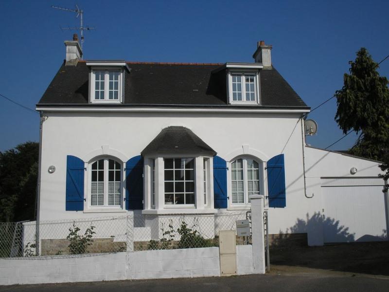 Concarneau maison individuelle de 5 pièces proche des plages