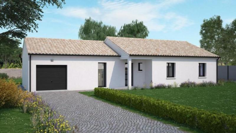 Maison  5 pièces + Terrain 549 m² Saint-Georges-des-Gardes par maisons ERICLOR