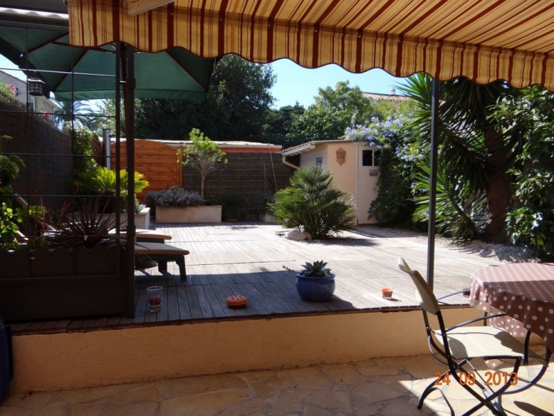 Location vacances Antibes -  Appartement - 4 personnes - Jardin - Photo N° 1