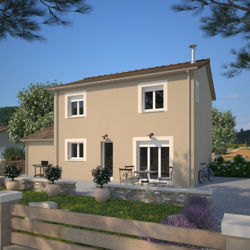 Maison  6 pièces + Terrain 321 m² Tournon par MAISONS FRANCE CONFORT