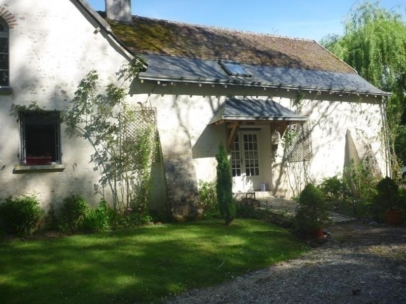 Location vacances Souvigny-de-Touraine -  Maison - 6 personnes - Barbecue - Photo N° 1