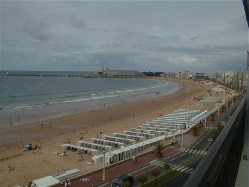 Très belle vue/plage et proche tous commerces