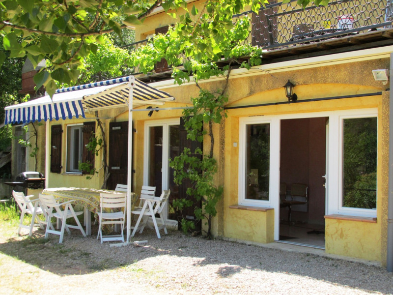 Location vacances Esparron-de-Verdon -  Gite - 4 personnes - Barbecue - Photo N° 1