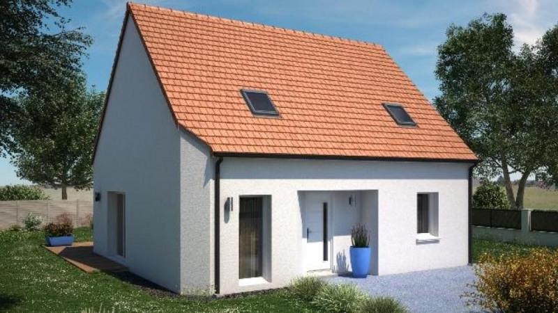 Maison  5 pièces + Terrain 553 m² Croix-en-Touraine par Maisons Primea