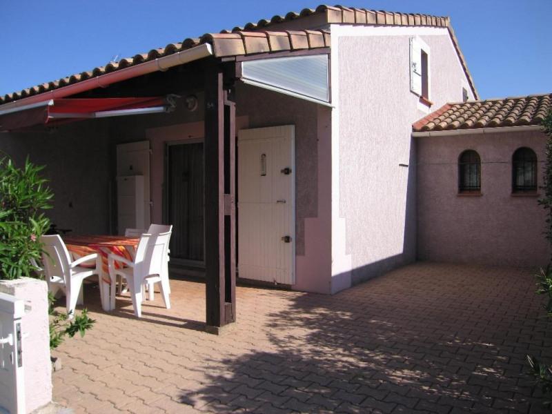 Maison pour 5 pers. avec piscine, Sainte-Marie-la-Mer