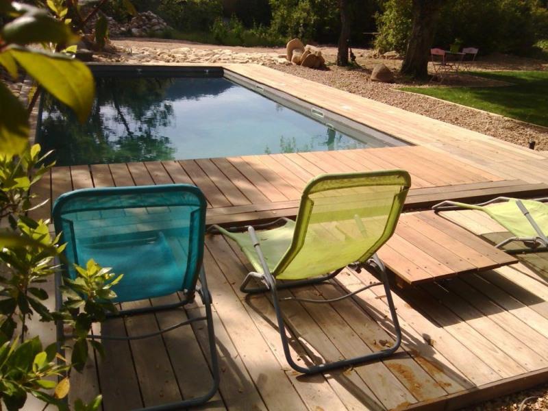 Location vacances Porto-Vecchio -  Maison - 10 personnes - Chaise longue - Photo N° 1