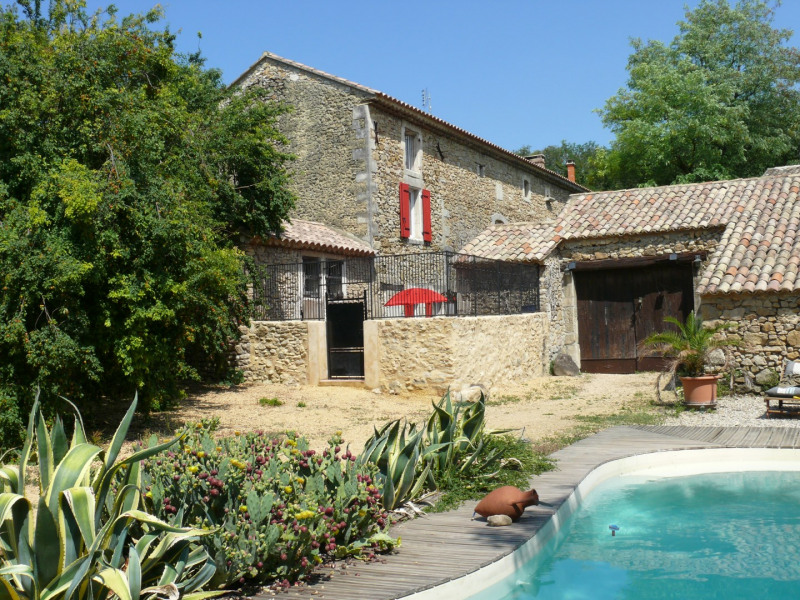 Holiday rentals Bollène - Cottage - 5 persons - BBQ - Photo N° 1