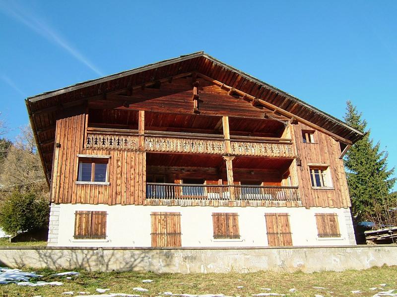 Location vacances Le Grand-Bornand -  Maison - 15 personnes - Chaise longue - Photo N° 1