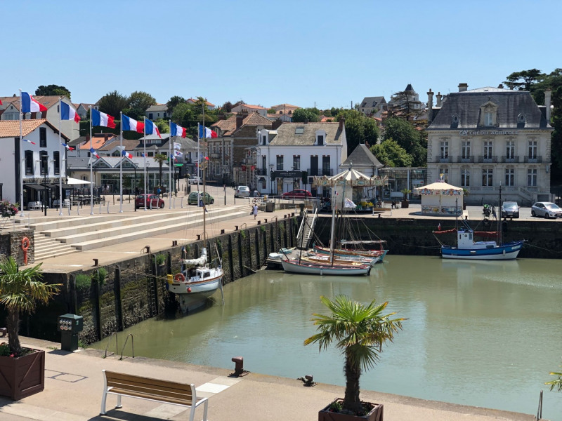 Holiday rentals Pornic - Apartment - 4 persons - Television - Photo N° 1
