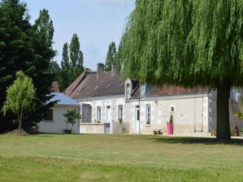 Location vacances Luzillé -  Maison - 4 personnes - Barbecue - Photo N° 1