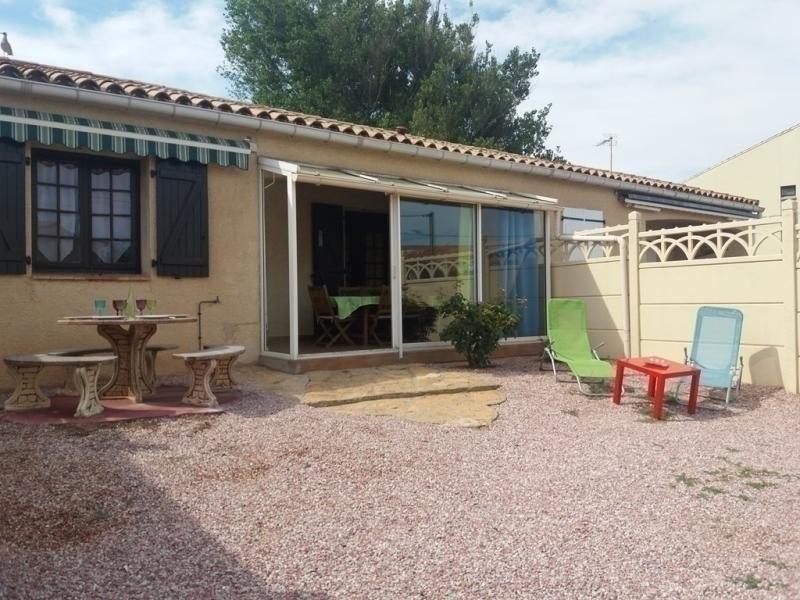 Location vacances Marseillan -  Maison - 6 personnes - Barbecue - Photo N° 1