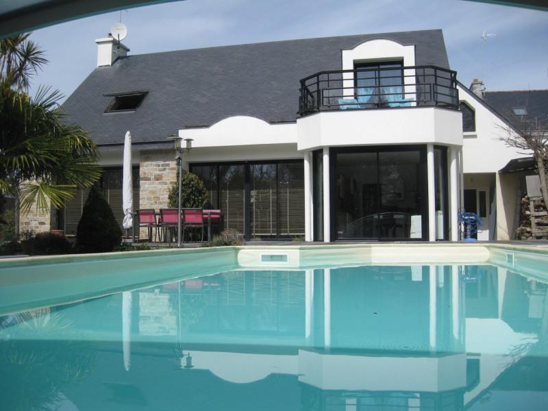 Maison 8 personnes - piscine couverte chauffée - MOELAN SUR MER