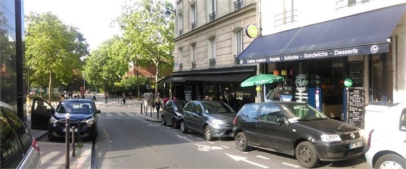 Boutique 40m² Paris 19ème