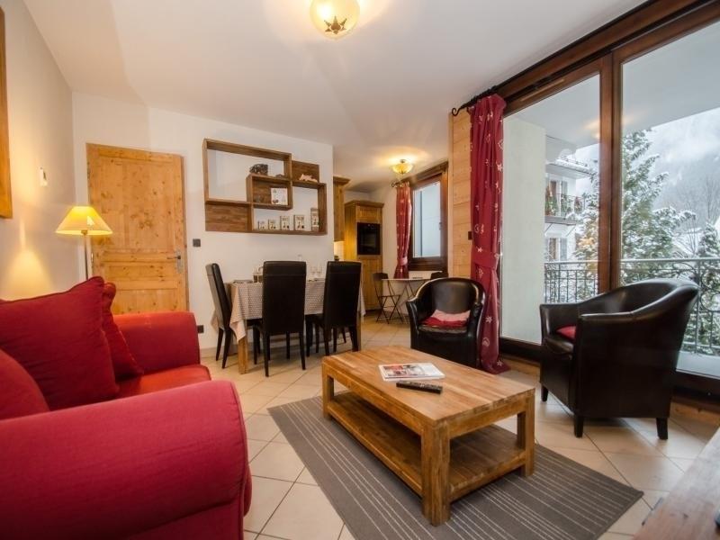 Bel appartement 3 pièces au coeur de Chamonix, près des pistes