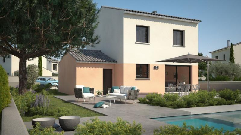 Maison  5 pièces + Terrain 264 m² Lunel-Viel par LES MAISONS DE MANON