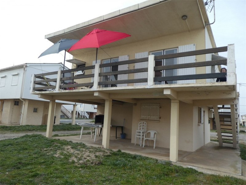 Holiday rentals Gruissan - House - 6 persons - Garden furniture - Photo N° 1