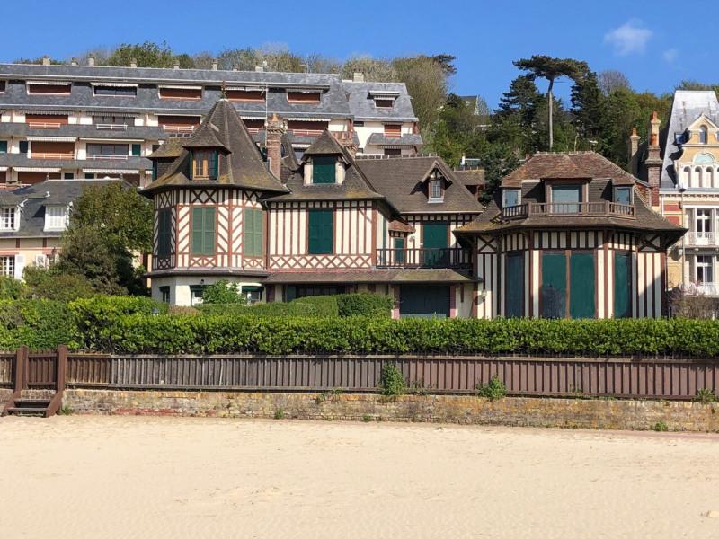 Location vacances Trouville-sur-mer -  Appartement - 6 personnes - Court de tennis - Photo N° 1