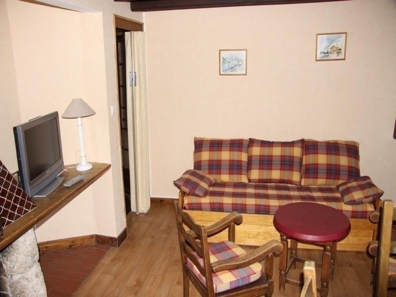 Location vacances Valloire -  Appartement - 6 personnes - Balcon - Photo N° 1