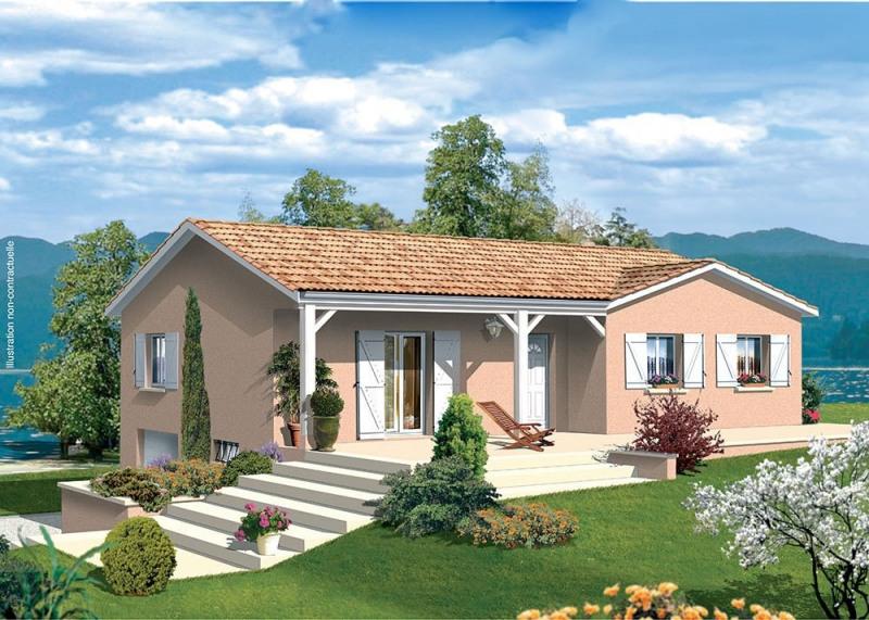Maison  5 pièces + Terrain 2198 m² Propiac par Maisons Punch