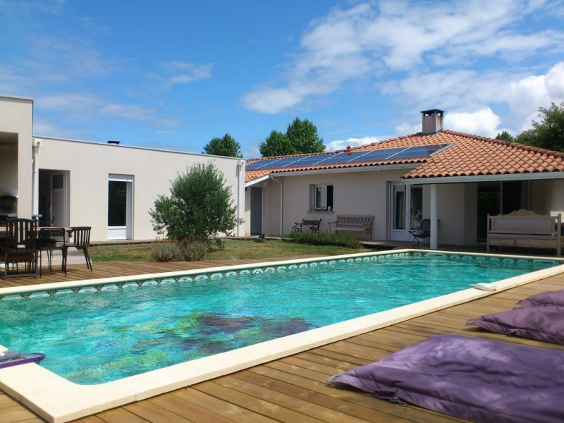 Villa pour 13 pers. avec piscine privée, Biscarrosse