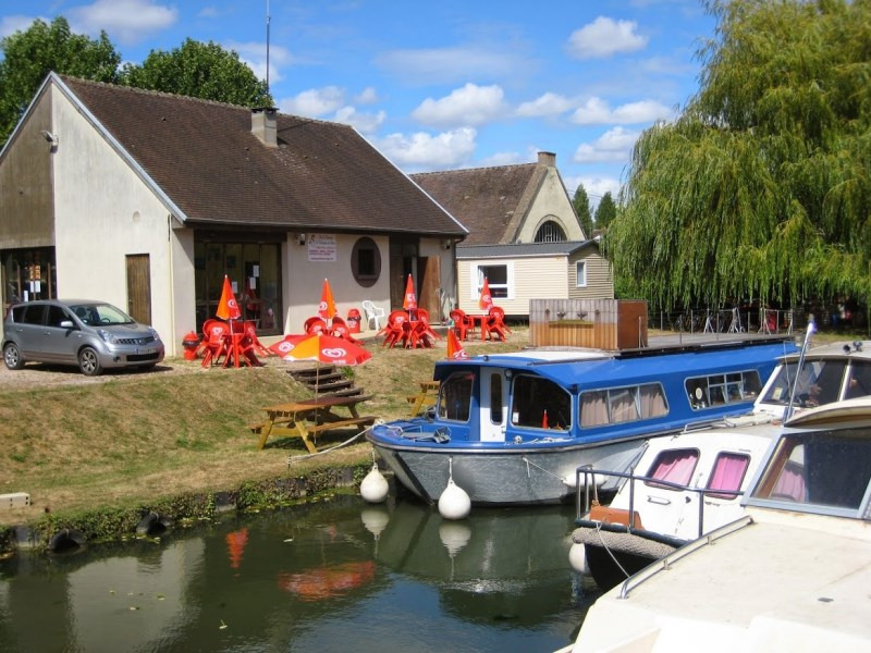 Camping Le Saucil