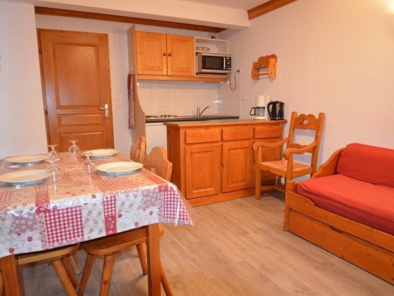 Appartement avec 2 chambres et vue sur la montagne