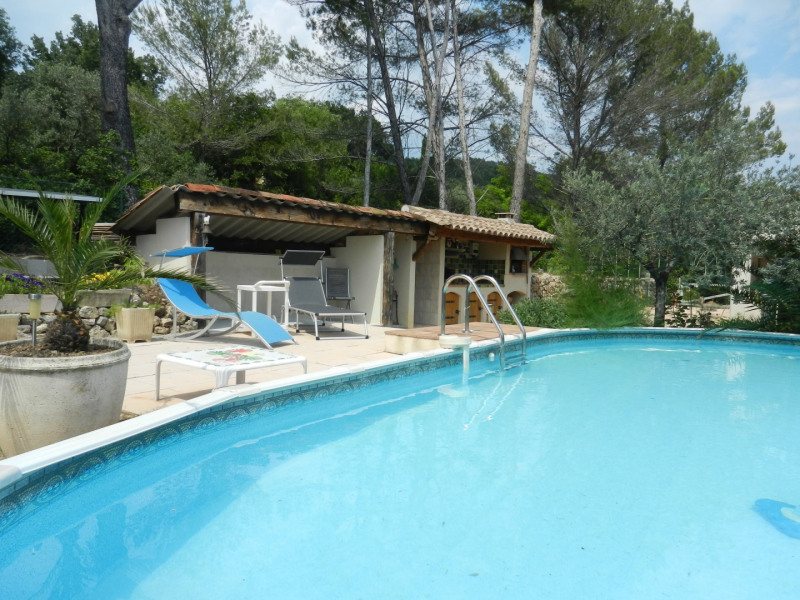 Location vacances Draguignan -  Appartement - 4 personnes - Barbecue - Photo N° 1