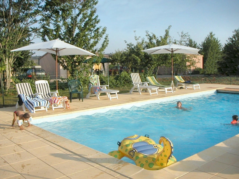 Location vacances Laurac-en-Vivarais -  Gite - 6 personnes - Barbecue - Photo N° 1