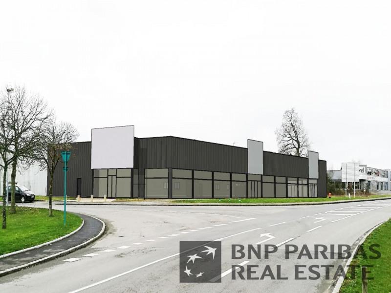 Location Local d'activités / Entrepôt La Chapelle-des-Fougeretz
