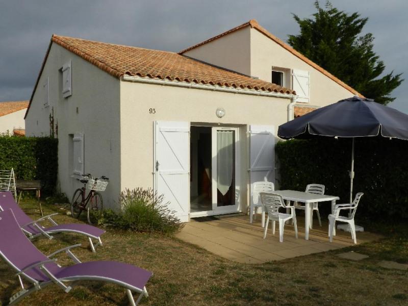 Location vacances Saint-Vincent-sur-Jard -  Maison - 4 personnes - Barbecue - Photo N° 1