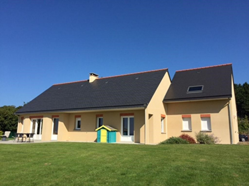 Location vacances Saint-Jean-le-Thomas -  Maison - 8 personnes - Jardin - Photo N° 1