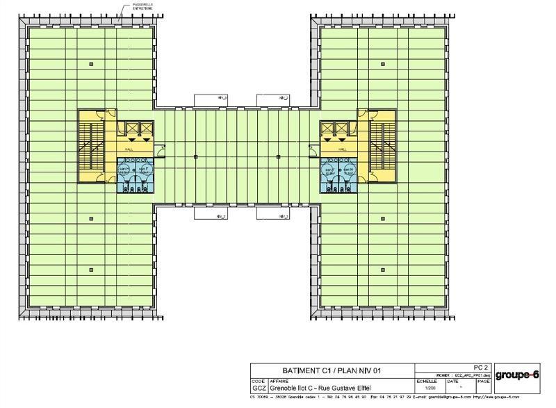 location bureau grenoble 38000 bureau grenoble de 5500 m ref 38 5331. Black Bedroom Furniture Sets. Home Design Ideas