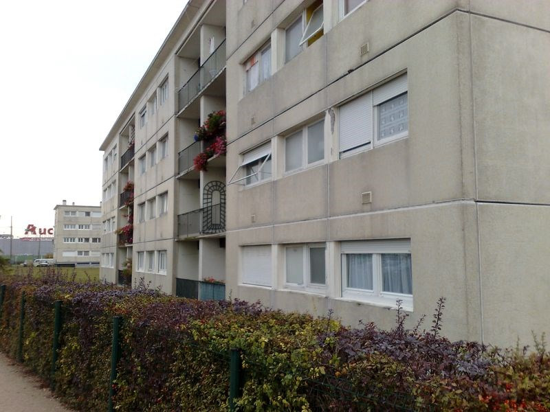 Residence cours interieure fermée