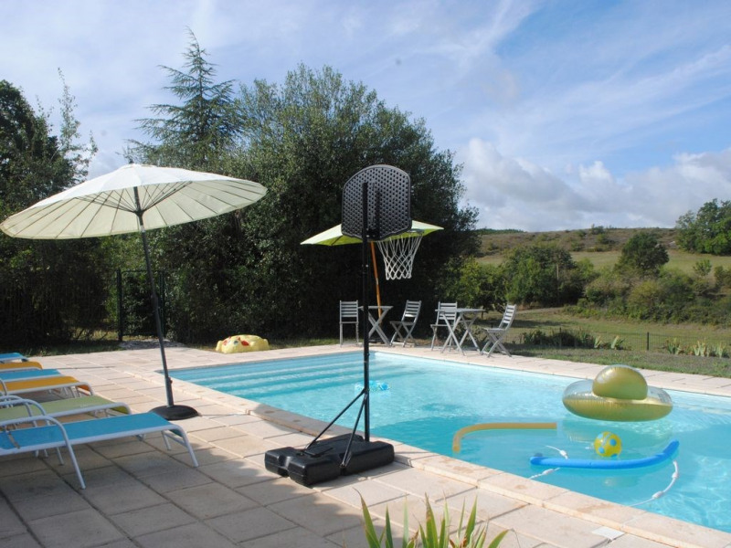 Location vacances Montaigu-de-Quercy -  Gite - 5 personnes - Barbecue - Photo N° 1