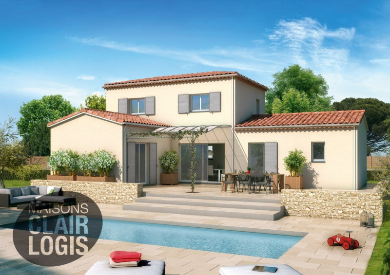 Maison  5 pièces + Terrain 537 m² Cournonsec par MAISONS CLAIR LOGIS Montpellier