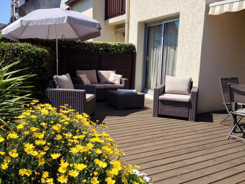 Location vacances Quiberon -  Appartement - 2 personnes - Barbecue - Photo N° 1